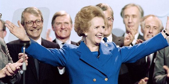 """""""I come to Bury Thatcher, Not to Praise her."""""""