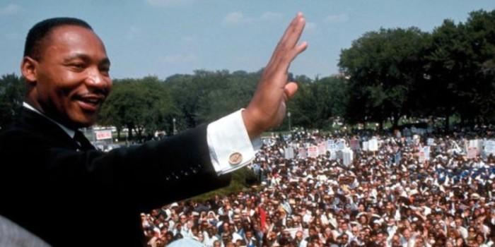 Understanding the Charisma of Martin Luther King