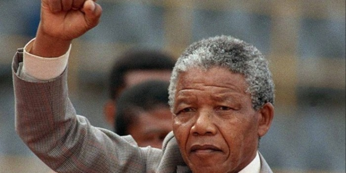 Nelson Mandela: Portrait with Charisma