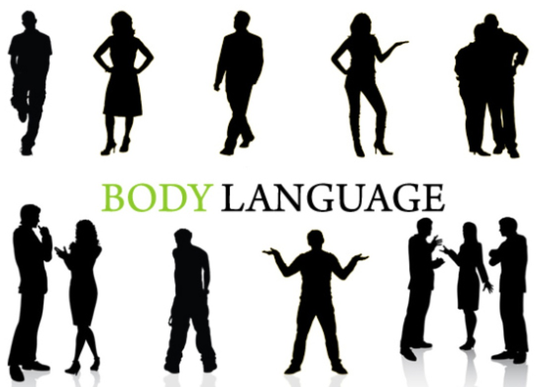 a report on gestures and the human body language The human body makes a lot of unconscious motions depending on the situation sometimes, the body language indicators are blatant and obvious if you see someone crying, chances are they're upset about something.