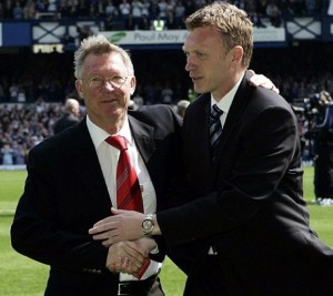 Sir Alex Ferguson proved an impossible act to follow.