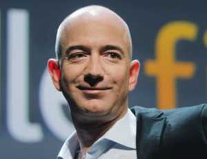 Amazon's Bezos: the  allure of a trillion dollar startup