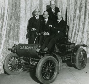 Business School innovator: Alfred Sloan's class of 1895