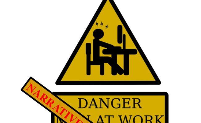 Danger: Narratives at Work
